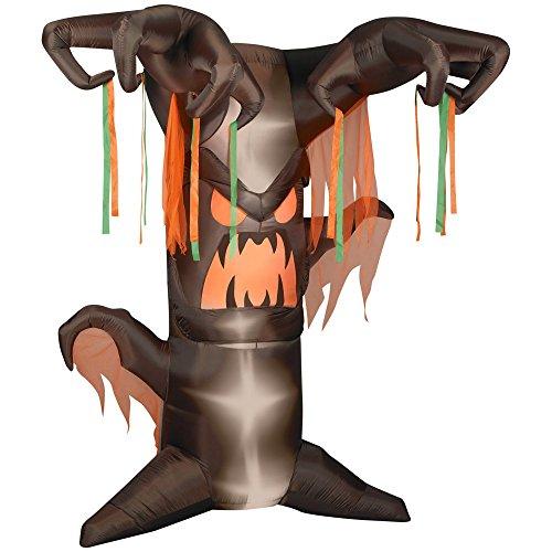 Gemmy Halloween Airblown Frightening Tree ()