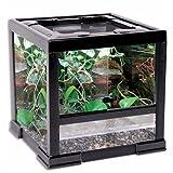Penn Plax Classic Glass Habitat 12X12X12