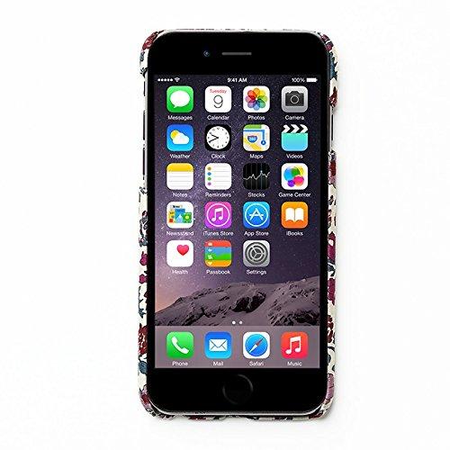 """Zenus Schutzhülle """"Avoc Liberty Bar"""" in violett für Apple iPhone 6"""