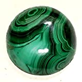 100.85Cts. RARE! NATURAL GREEN DESIGNER MALACHITE ROUND CAB LOOSE GEMS AFRICA