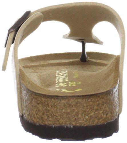 Birkenstock Gizeh Black Womens Sandals Graceful Antique Lace