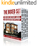New Cozy Mystery Series The Blackfriar Mysteries: THE BOXED SET -- INCLUDES ALL FOUR BOOKS