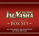 Inu Yasha Complete Movies Box Set [DVD] [2007] [Region 1] [US Import] [NTSC]