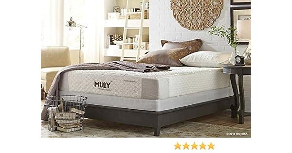 Amazon.com: Mlily Energize Gel Memory Foam Mattress (Queen): Kitchen & Dining