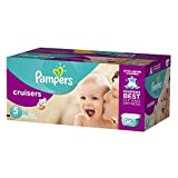 Pampers Cruisers, Unisex, Talla 5, 96 Pañales