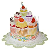 Birthday Cake Pop Up Decorative Greeting Card