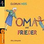 Oma und Frieder: 3 Hörspiele | Gudrun Mebs