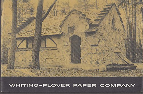 Whiting-Plover Paper Company brochure Stevens Point WI 1970s from The Jumping Frog