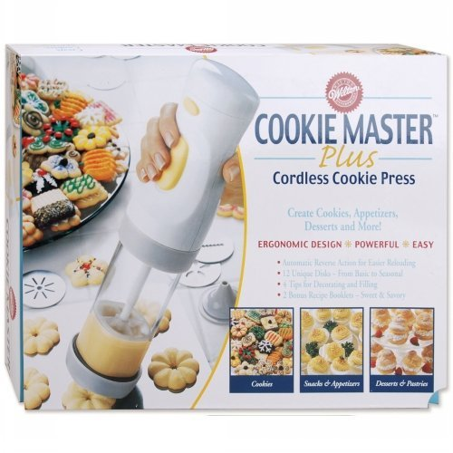 automatic cookie press - 1