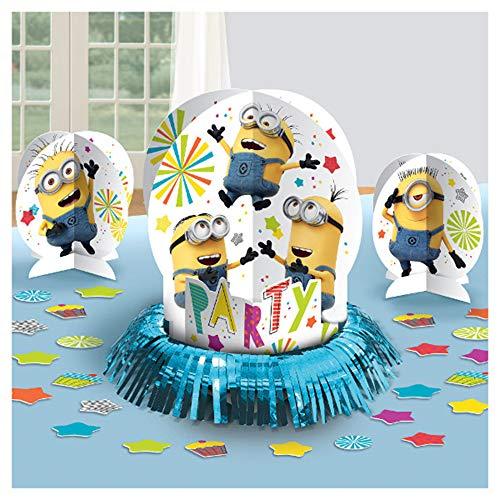 Despicable Me 'Minion Fun' Table Decorating Kit