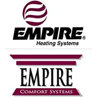 Empire R775L - Pilot Burner w/ Orifice (LP) - Fits RH-350; 370-1VS- RH