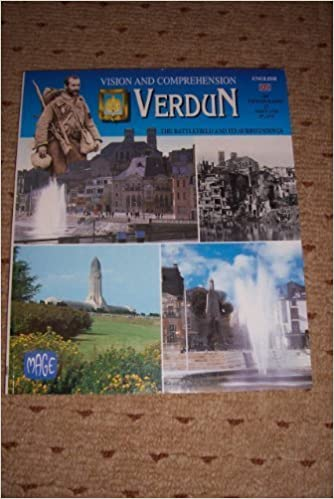 Vision & Comprehension Verdun (The Battlefield and Its Surroundings