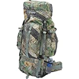 Extreme Pak™ Invisible® Camouflage Water-Resistant, Heavy-Duty Mountaineer's Backpack