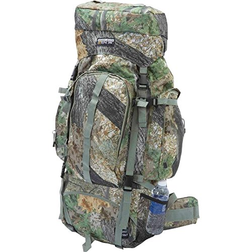 Extreme Pak™ Invisible® Camouflage Water-Resistant, Heavy-Duty Mountaineer's Backpack by BF001
