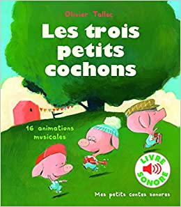 Les Trois Petits Cochons 9782070593255 Amazon Com Books