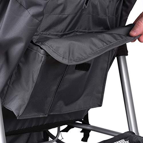51Ya71G85EL - Evenflo Vive Travel System With Embrace Infant Car Seat, Spearmint Spree
