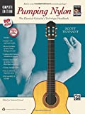Pumping Nylon Complete --- Guitare - Tennant, Scott + CD + DVD --- Alfred Publishing