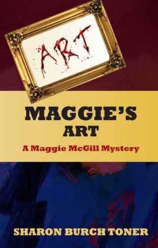 Maggie's Art (Maggie McGill Mysteries Book 2)