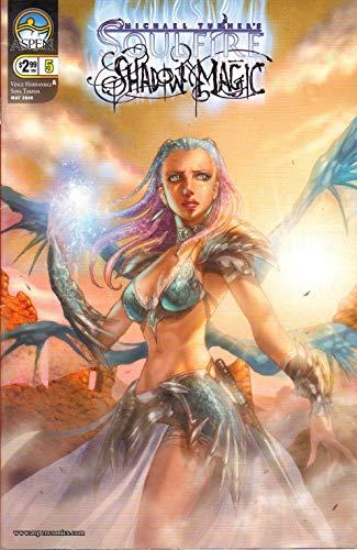 Michael Turner's Soulfire Shadow Magic No. 5 ()