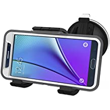 XL Car Mount for Samsung Galaxy Note 5 (OtterBox Defender Case Compatible) By Encased