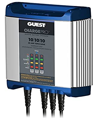 Guest ChargePro On-Board Battery Chargers