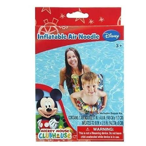 Mickey Mouse piscina inflable del aire de fideos para Niños ...