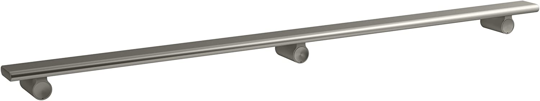 KOHLER K-97627-BNK Choreograph 40 Shower Barre Anodized Brushed Nickel