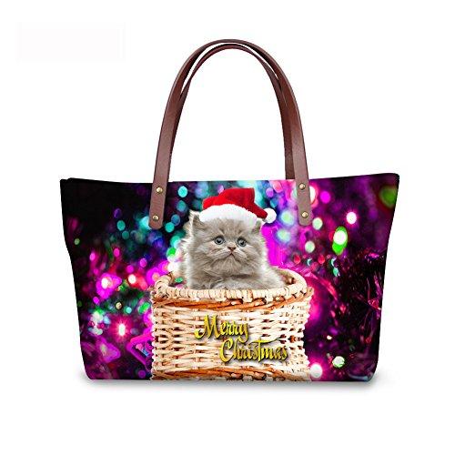 FancyPrint School Wallets Foldable Women Shopping Bags Bags C8wca5384al Purse qwaZU4xrq