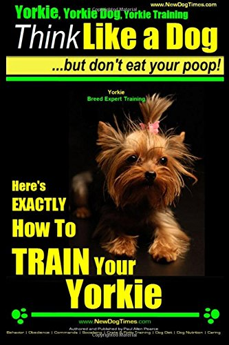 Yorkie Training Think Breed Expert product image