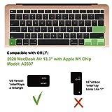 MMDW Ultra Thin Silicone Korean Language Keyboard