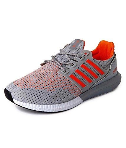 61a34eb83 SPORT SHOES Men s Grey Running Shoes- 7  Buy Online at Low Prices in India  - Amazon.in