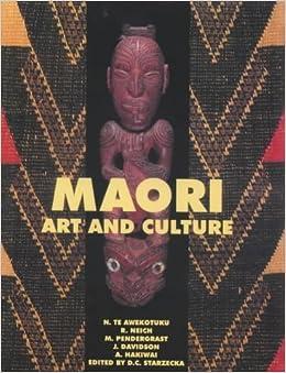 Book Maori: Art and Culture (1996-11-07)