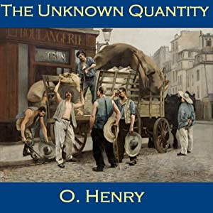 The Unknown Quantity Audiobook
