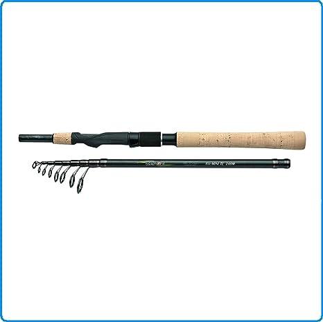 Shimano TEXBXMTS21M - Caña de pesca de lanzado, talla 2,10m: Amazon.es: Deportes y aire libre