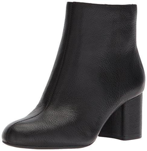 Jessica Simpson Kvinners Ruella Mote Boot Sort Skinn