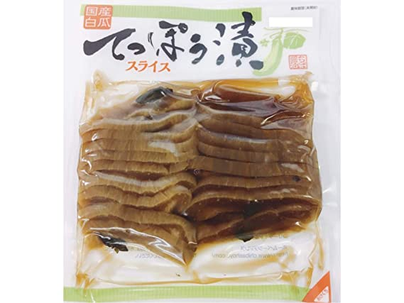 Amazon Com Japanese Pickles Teppozuke Slice 4 32oz Grocery Gourmet Food