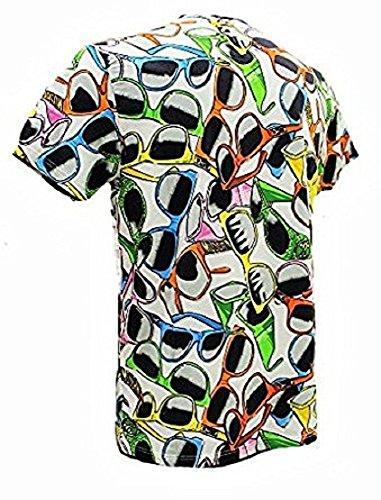 Moschino Herren T-Shirt fantasia