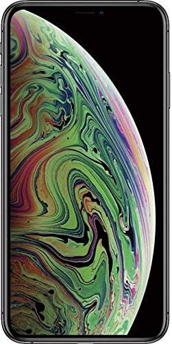 Apple iPhone Xs, GSM Unlocked, 256GB - Space Gray - (Renewed)