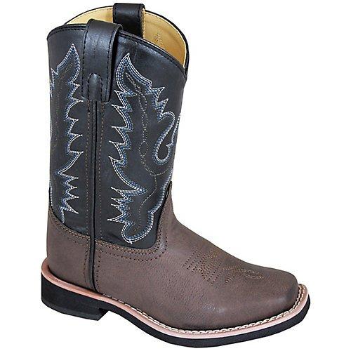 Cowboy Crepe Boots - 5