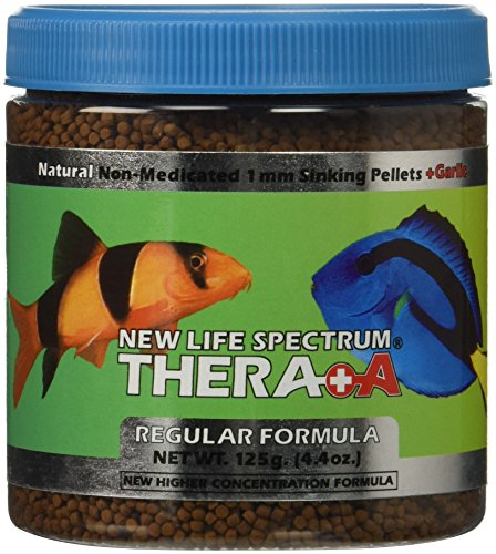 - New Life Spectrum Thera A Regular Formula - 125 g