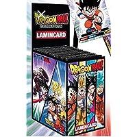DIRAMIX Dragon Ball Collection Box da 24 BUSTINE LAMINCARD