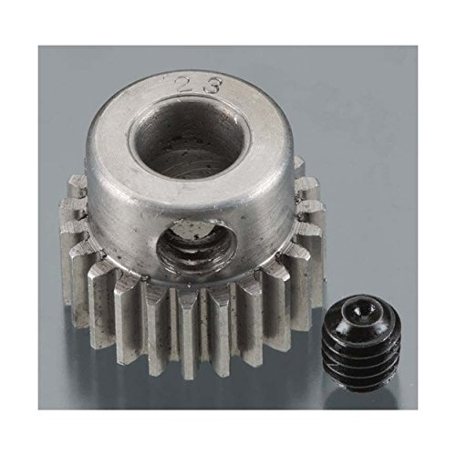 Robinson Racing Products 48 Pitch Machined Pinion, 23T, RRP2023 ()