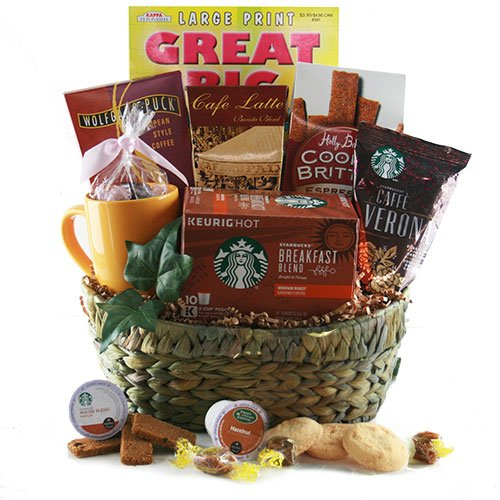 Coffee Break K-Cup Gift Baskets