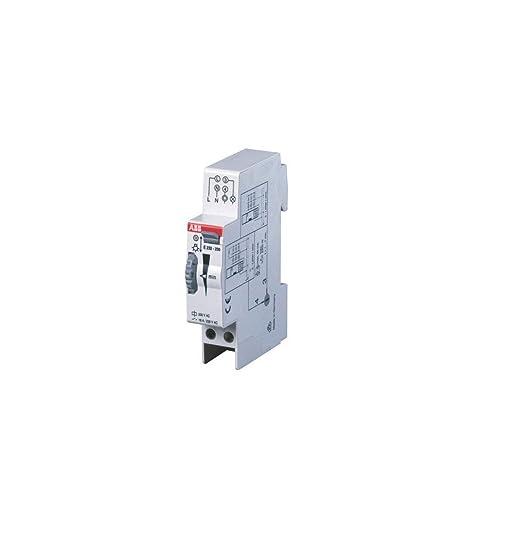 Abb-entrelec e232-230 - Minutero de escalera electromecanico e232-230: Amazon.es: Industria, empresas y ciencia