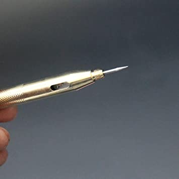 PoeHXtyy Auto Licht Tester 6 V 12 V 24 V Automotive Elektrische Tester Pr/üflampe Sonde Reparatur Pr/üfwerkzeuge