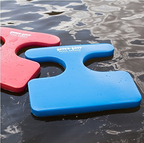 Texas Recreation Blue & Coral Pool Saddle 2