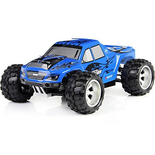 WLtoys A979 RC Car 1:18 Remote Control Electric Vehicle 2...