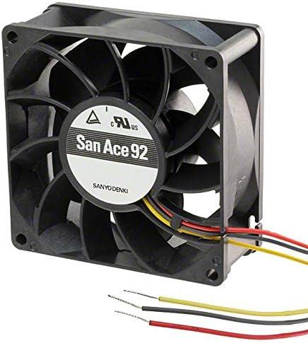 9G0912H101 Pack of 1 FAN 92X38MM 12VDC TACH