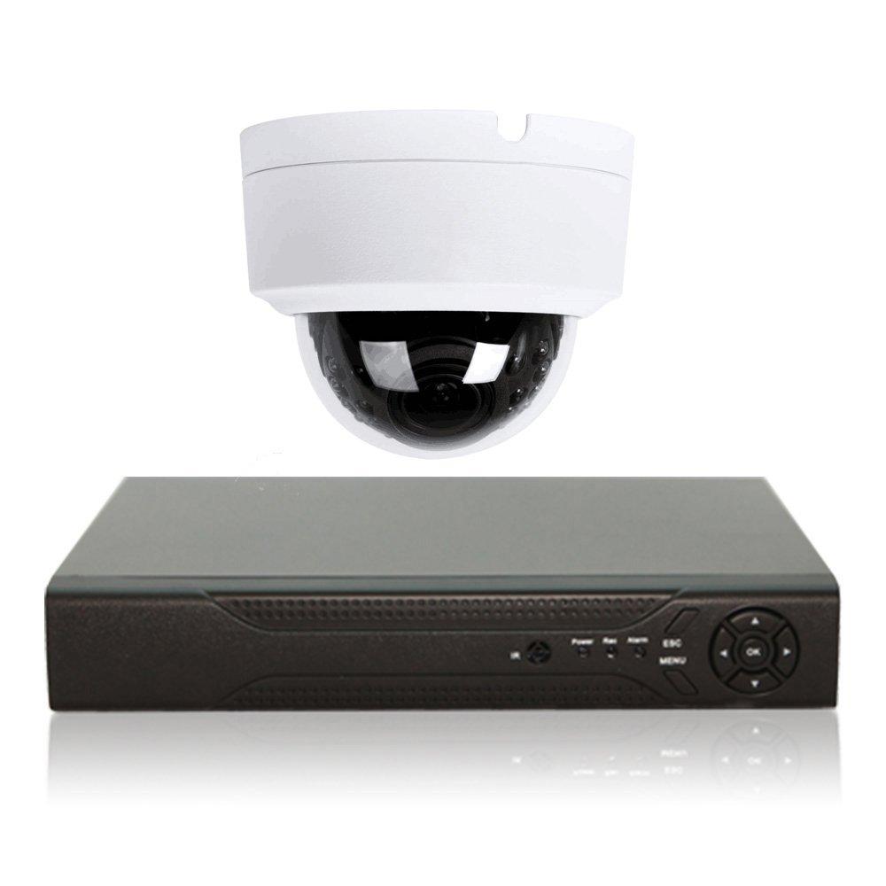 最新 防犯カメラセット 屋内 屋内 ドーム型 B01702JTHU 248万画素 高画質AHDカメラ1台+2TB HDD搭載レコーダーセット スマホ遠隔監視対応 日本語マニュアル付き AHDカメラ1台+2TBレコーダー 248万画素 B01702JTHU, 名入れできる雑貨屋 リコルド:9fabba30 --- a0267596.xsph.ru