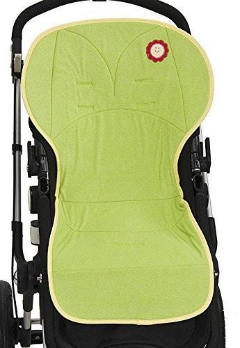 Colchoneta silla paseo universal BORDADA transpirable y ...